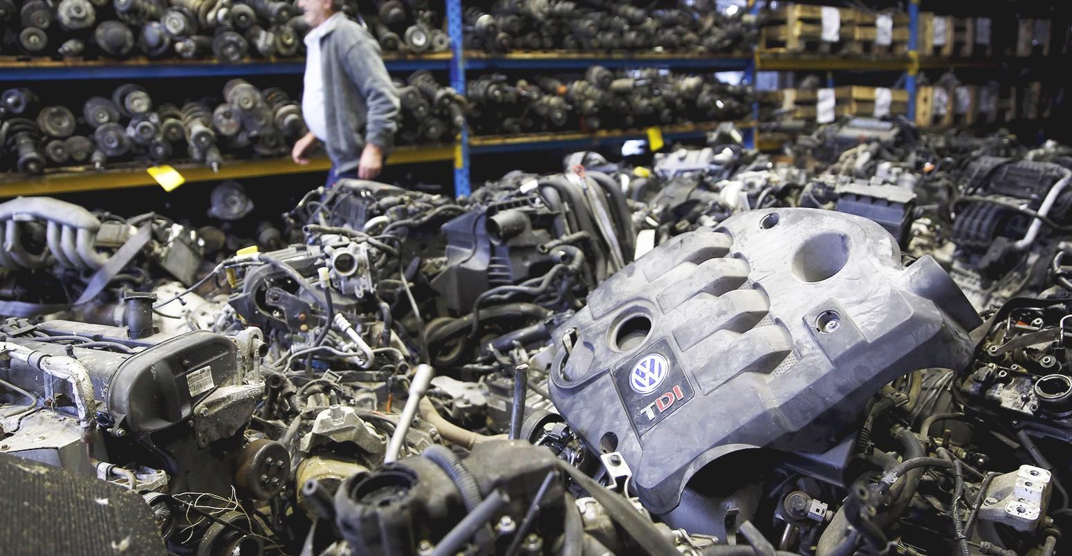 Volkswagen wreckers Melbourne