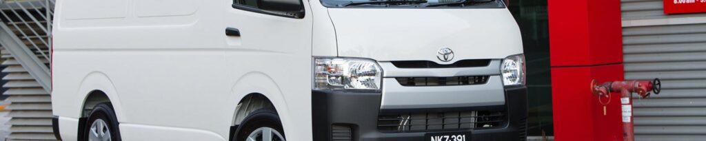 Toyota Van Wreckers
